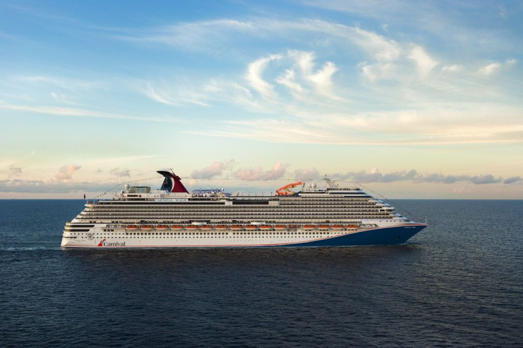 Carnival Magic's 2023 Sailings from Norfolk Now Open for Reservations