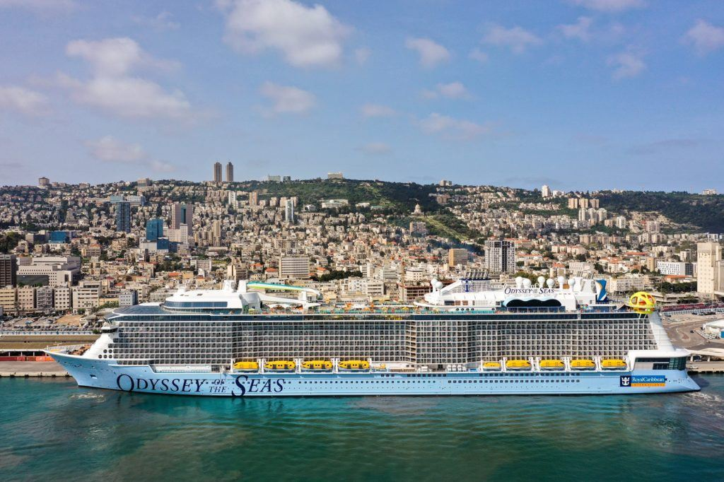 Breaking News: Odyssey of the Seas is Heading to the U.S.