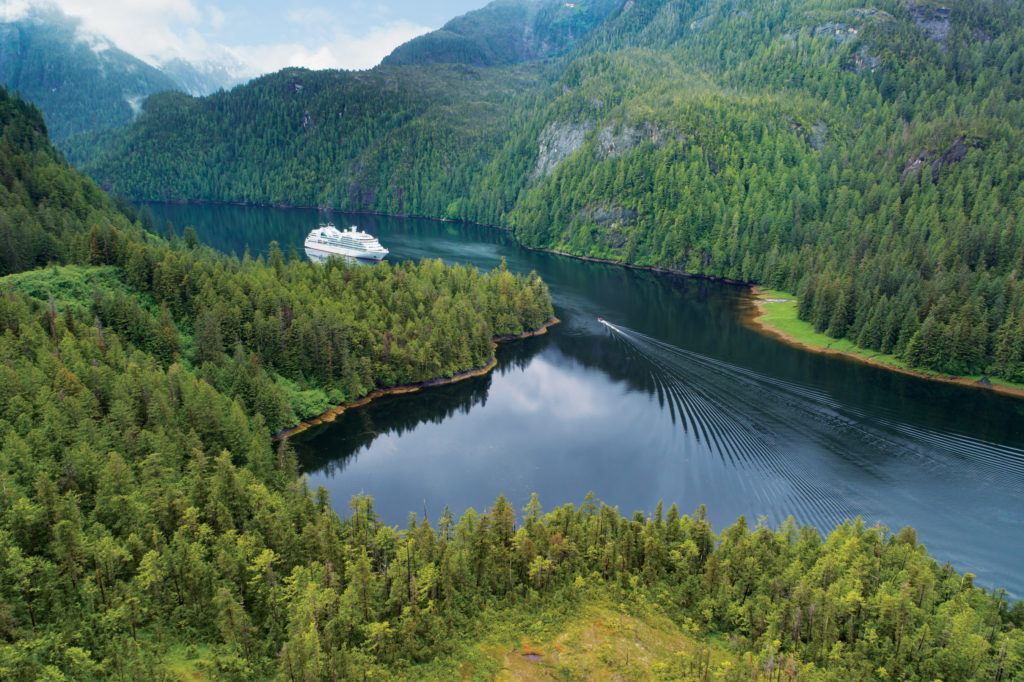 Seabourn 2023 Alaska and Canada/New England Voyages Now Open for Sale