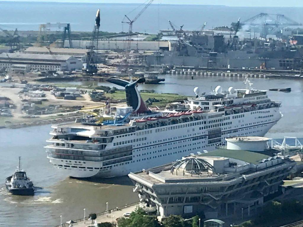 Carnival Sensation Arrives in New Homeport | Eat Sleep Cruise