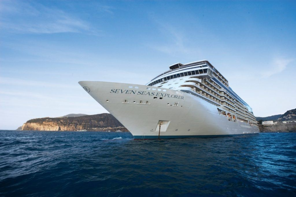 All Five Regent Seven Seas Ships Will Be Sailing By February 2022