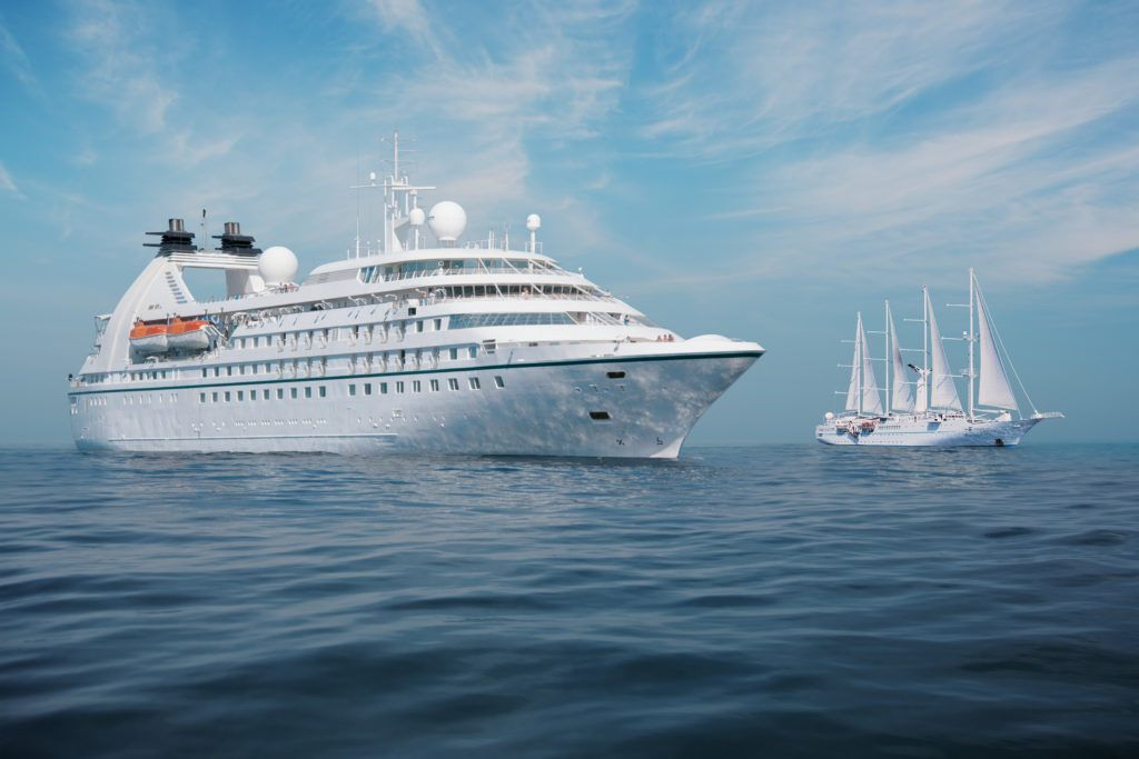 Windstar Cruises' Star Legend Completes Star Plus Initiative
