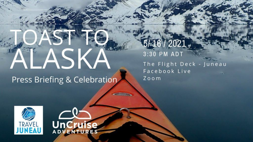 UnCruise Adventures Hosting Virtual Welcome Back Event