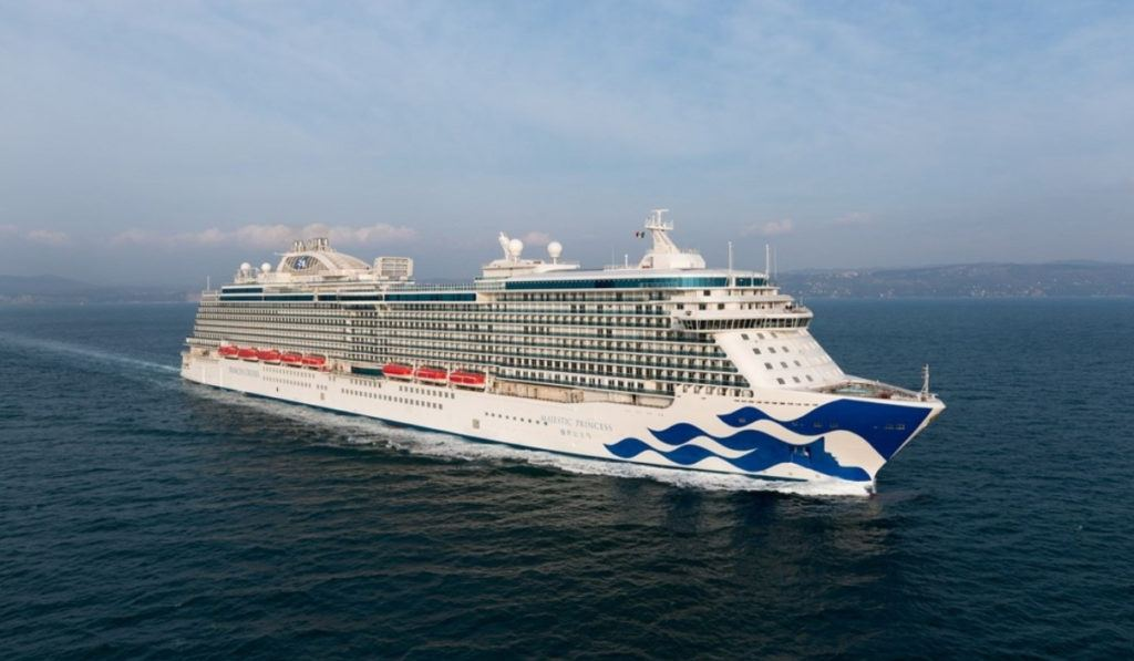 Carnival Corp. Announces Alaska Cruises Starting in July