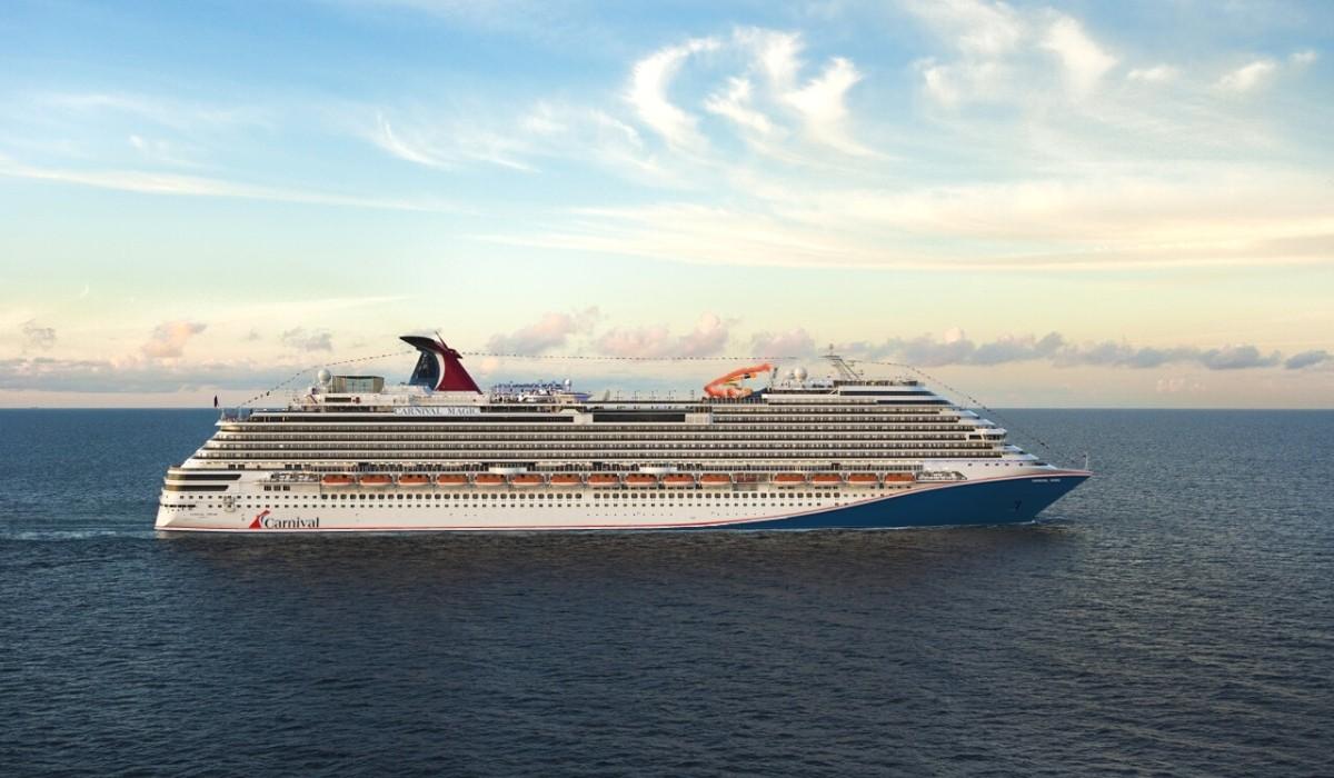 Carnival Cruise Line Announces New Hull Art