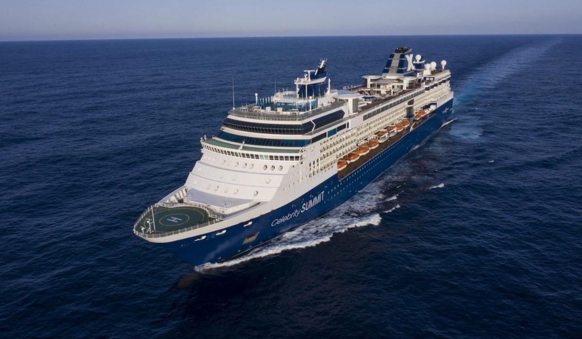 Celebrity Summit Will Cruise Alaska This Summer