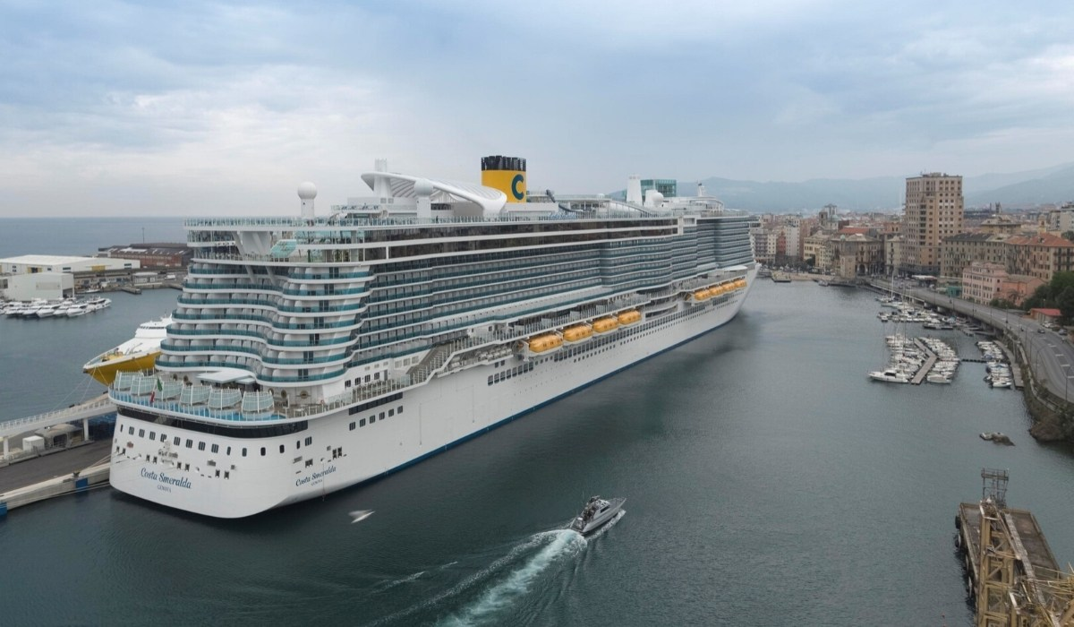Costa Cruises Restarts Cruises in the Mediterranean