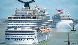 Carnival Participates in Cruise Restart Rally