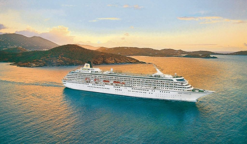Crystal Cruises Announces Summer Sailings From St. Maarten