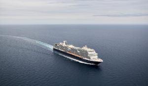Holland America Line's New Rotterdam Completes Sea Trials