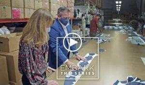 "New Episode of Norwegian Cruise Line ""EMBARK - The Series"" Premieres Tonight"