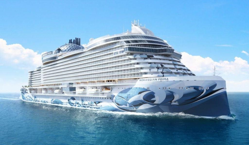 Norwegian Cruise Line's Newest Ship Will Be Norwegian Prima