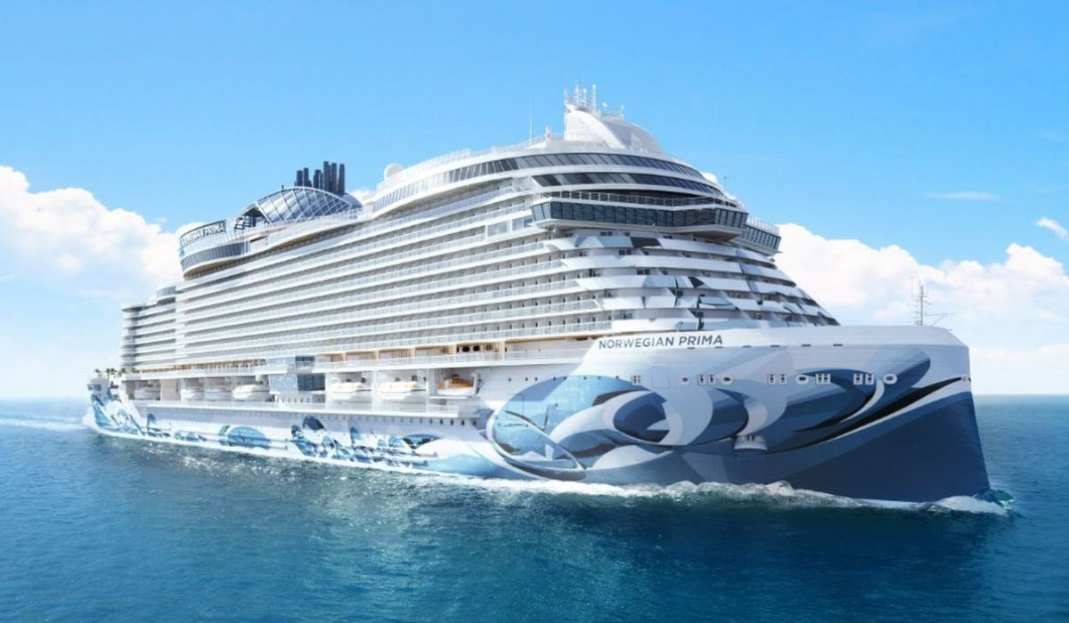 Norwegian Cruise Line's Newest Ship Will Be Norwegian Prima
