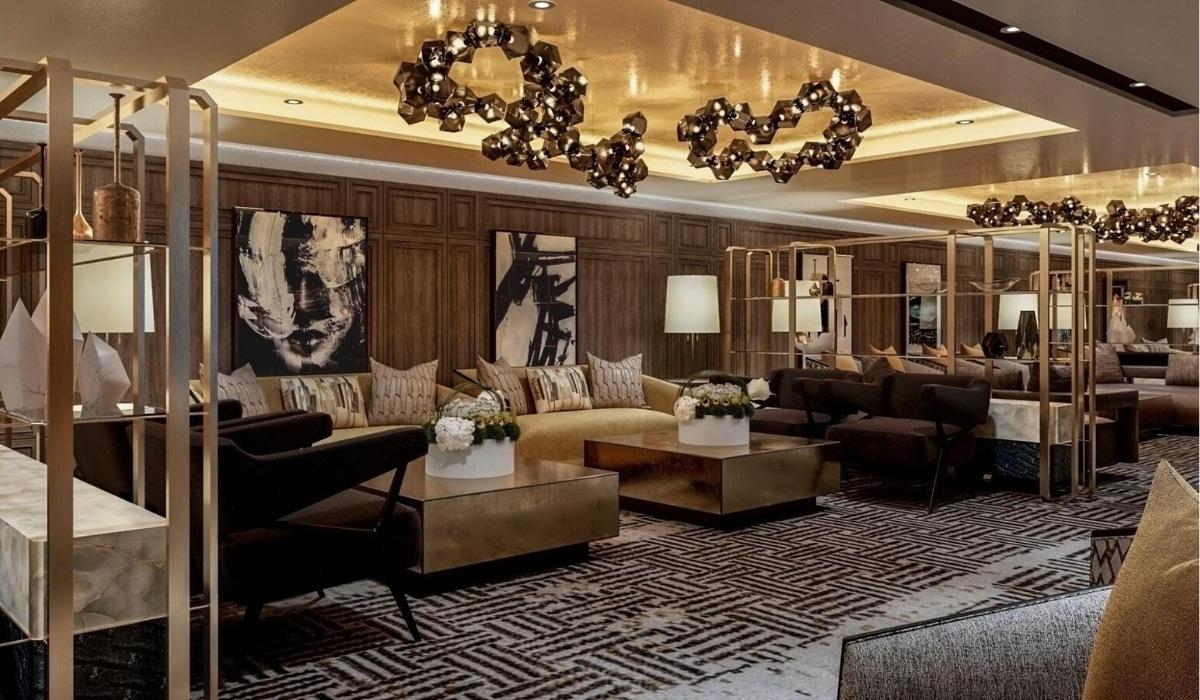 Oceania Cruises Unveils Vista Signature Spaces