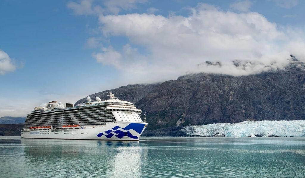 Princess Cruises Plans to Resume Alaska Sailings in July 2021
