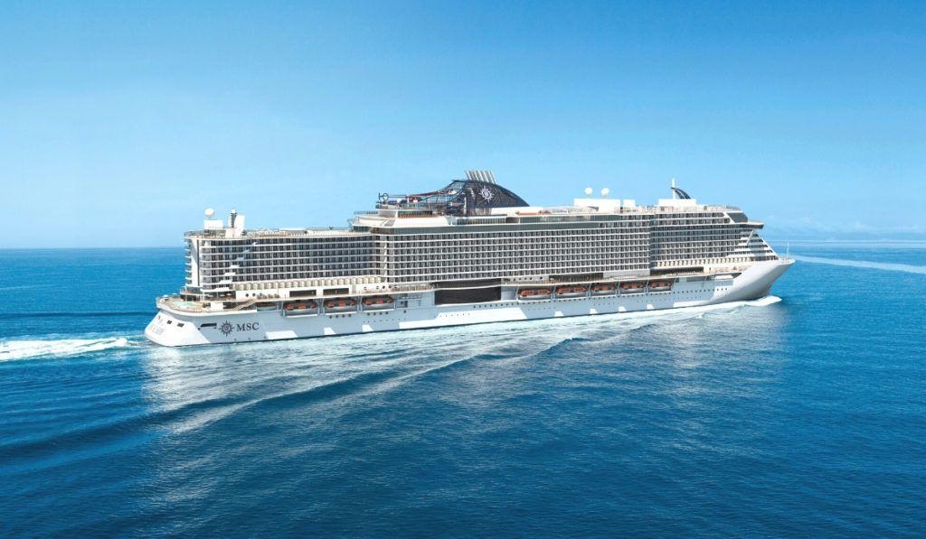 MSC Seaside Has Resumed Cruising in the Mediterranean