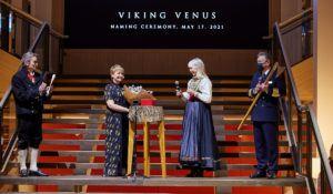 Viking Names Newest Ship