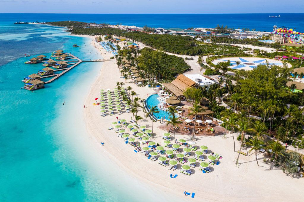 two days at perfect day cococay