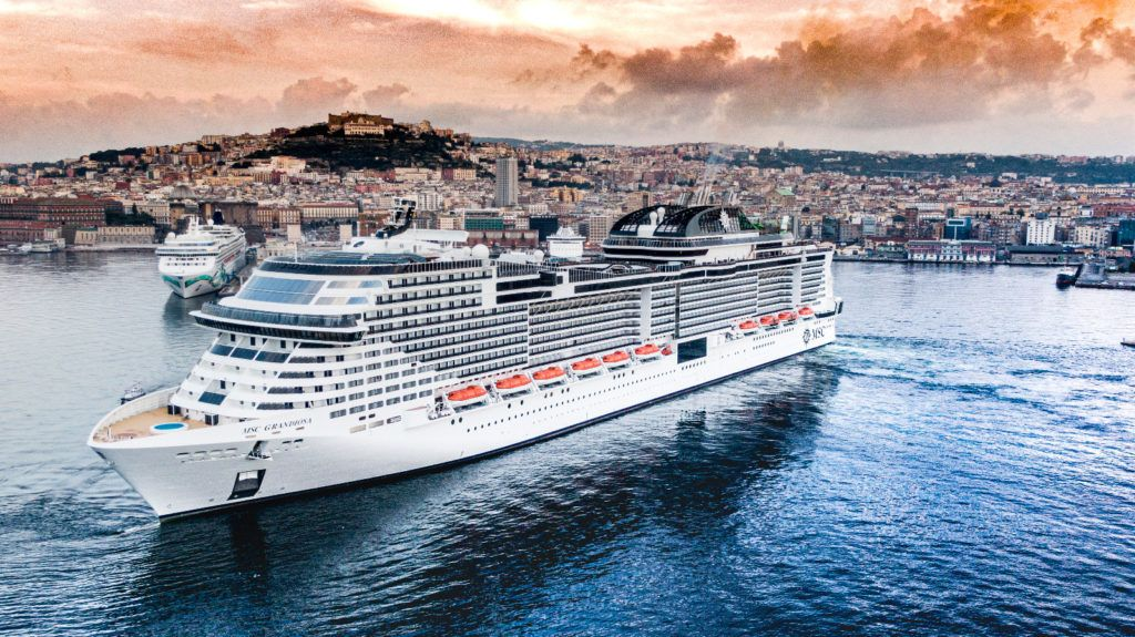 MSC Cruises Resumes Operations in Spain | Eat Sleep Cruise