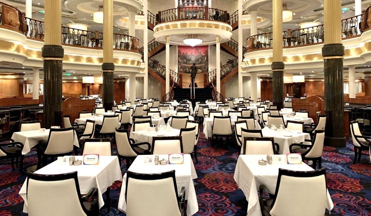 Adventure of the Seas Restaurant Guide With Menus