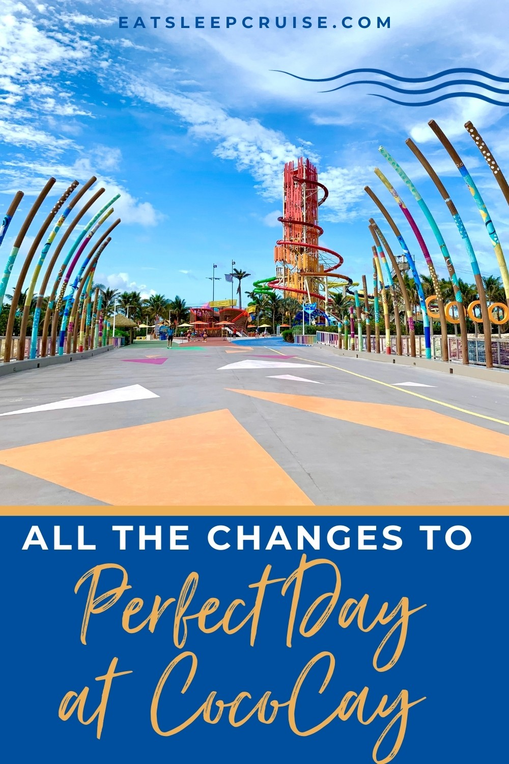 Find out what is different at Perfect Day at CocoCay with this latest update from the first Royal Caribbean cruise of 2021 in North America!
