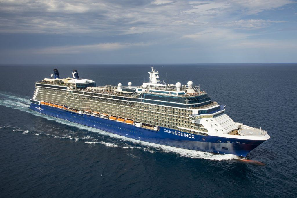 Celebrity Equinox Will Set Sail From Florida This July on Caribbean Cruises