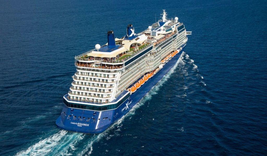 Celebrity Equinox Resumes Cruising