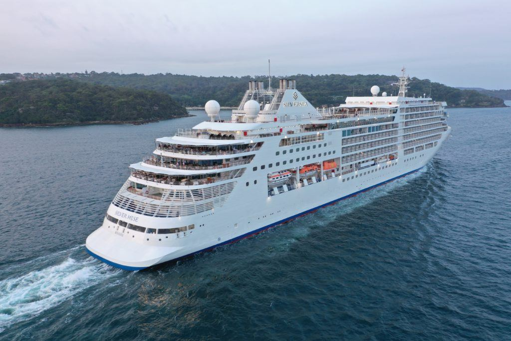 Silversea to Cruise in Alaska and Iceland This Summer