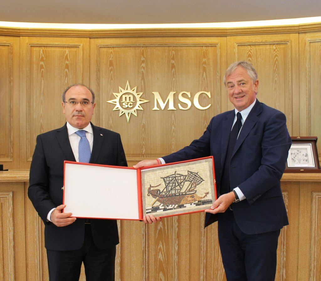 MSC Cruises Will Add Tunisia to Mediterranean Itineraries