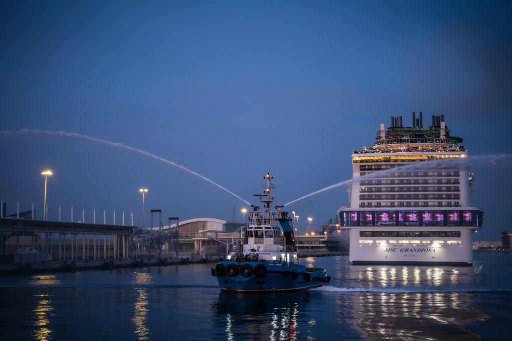 MSC Cruises Resumes Sailing From Barcelona | Eat Sleep Cruise