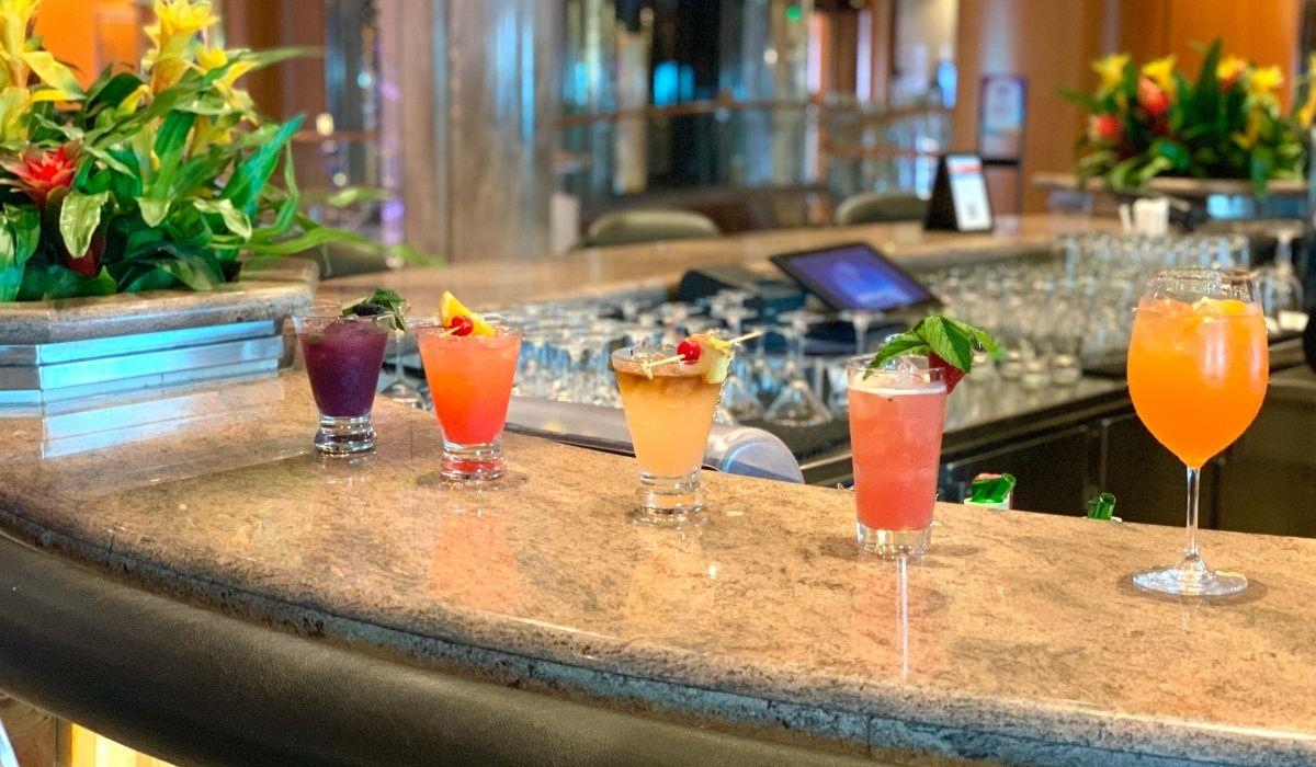 Just Revealed: Brand New Royal Caribbean Bar Menu