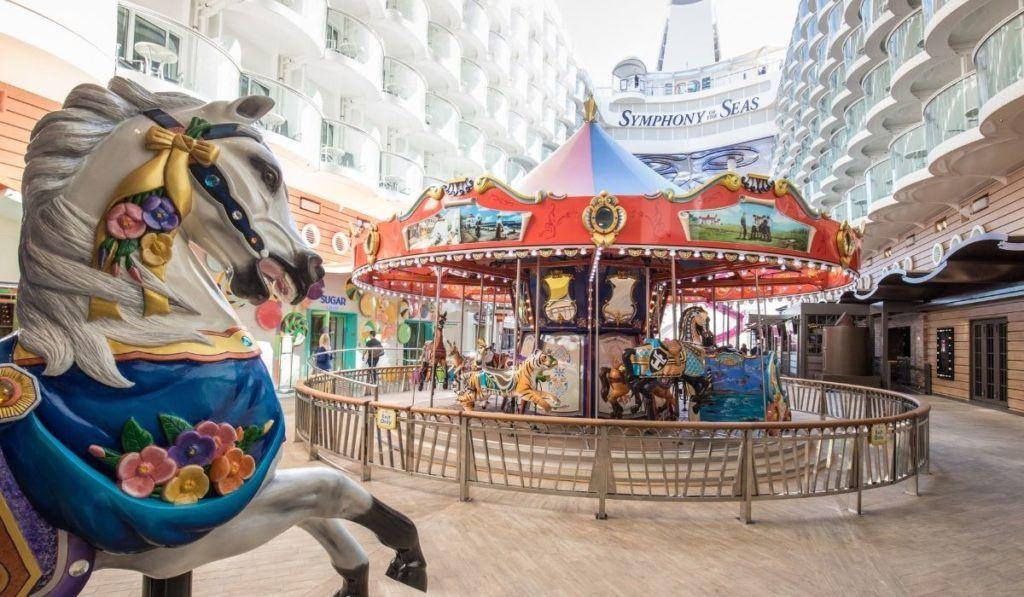 Test Cruises on Royal Caribbean Ships