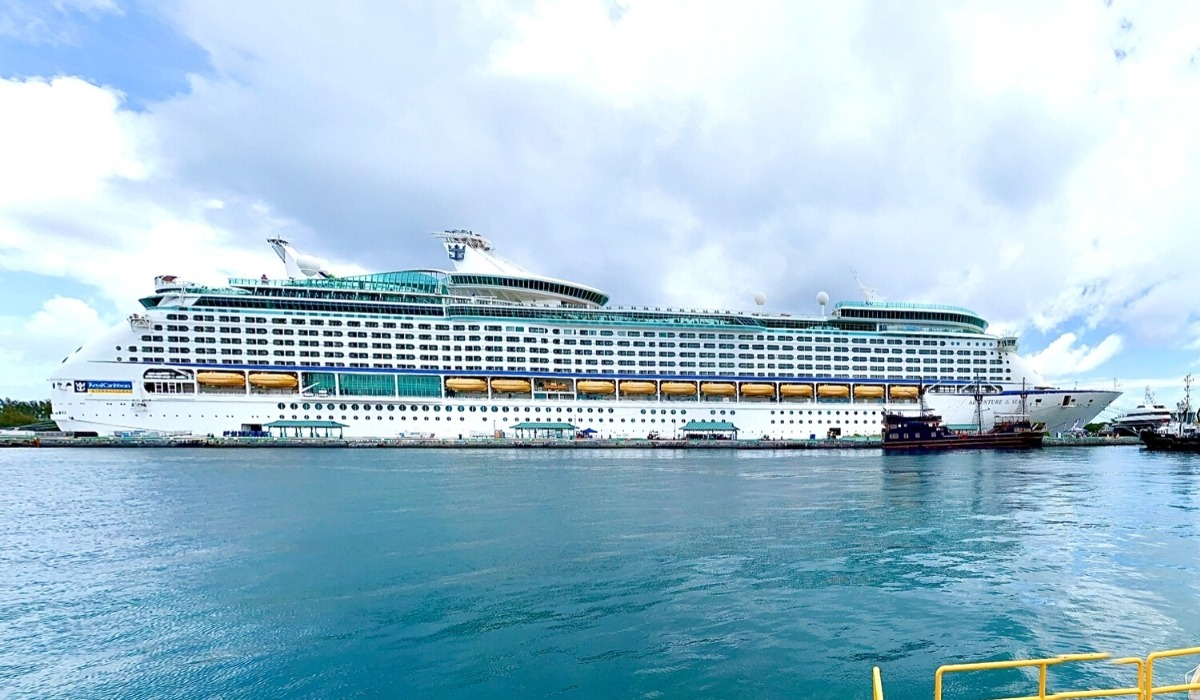 What Is It Like on the First Royal Caribbean Cruise?