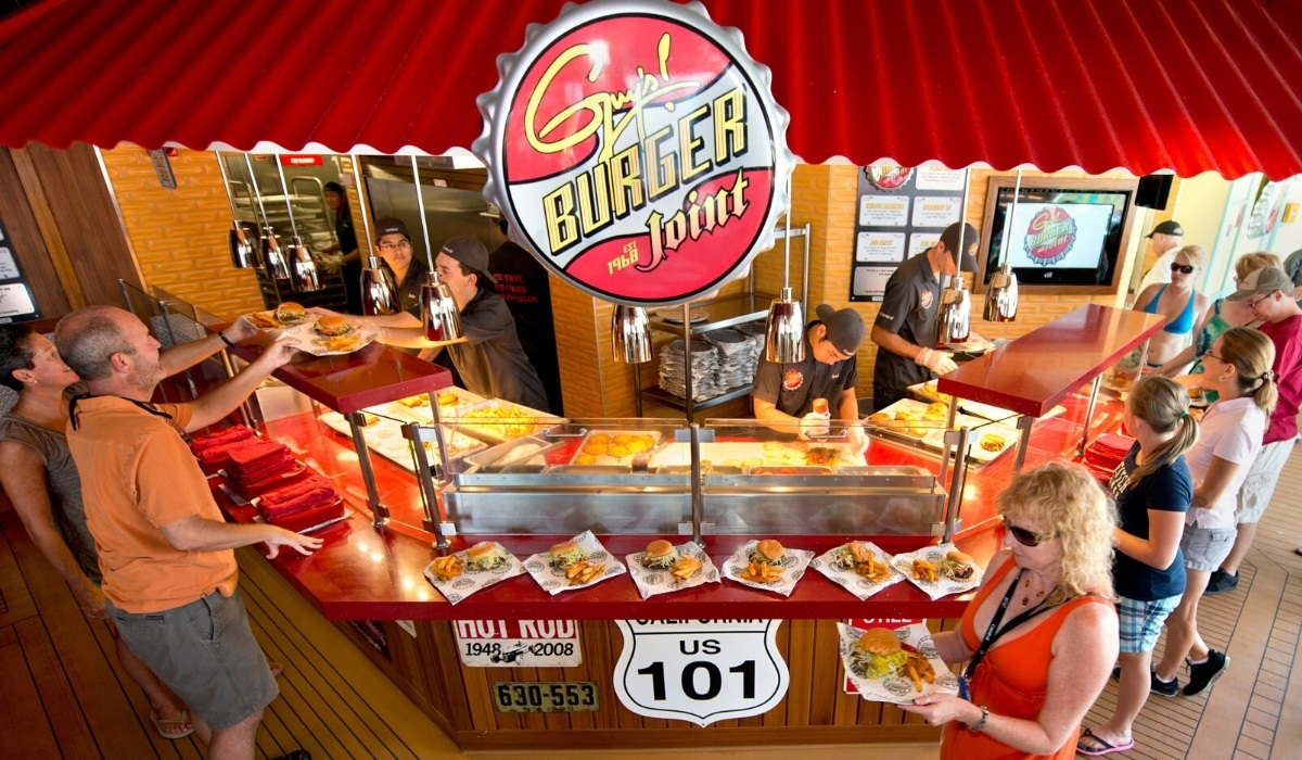 Carnival Partners With Guy Fieri's Flavortown Kitchen for Home Delivery