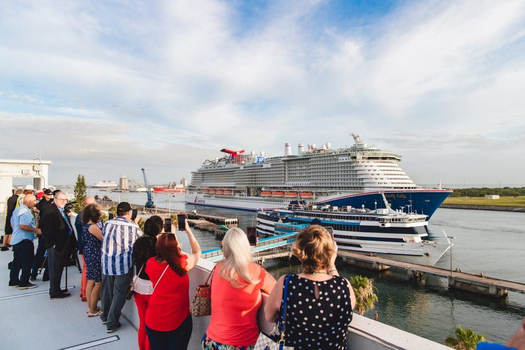 Carnival Mardi Gras Arrives in Port Canaveral | Eat Sleep Cruise