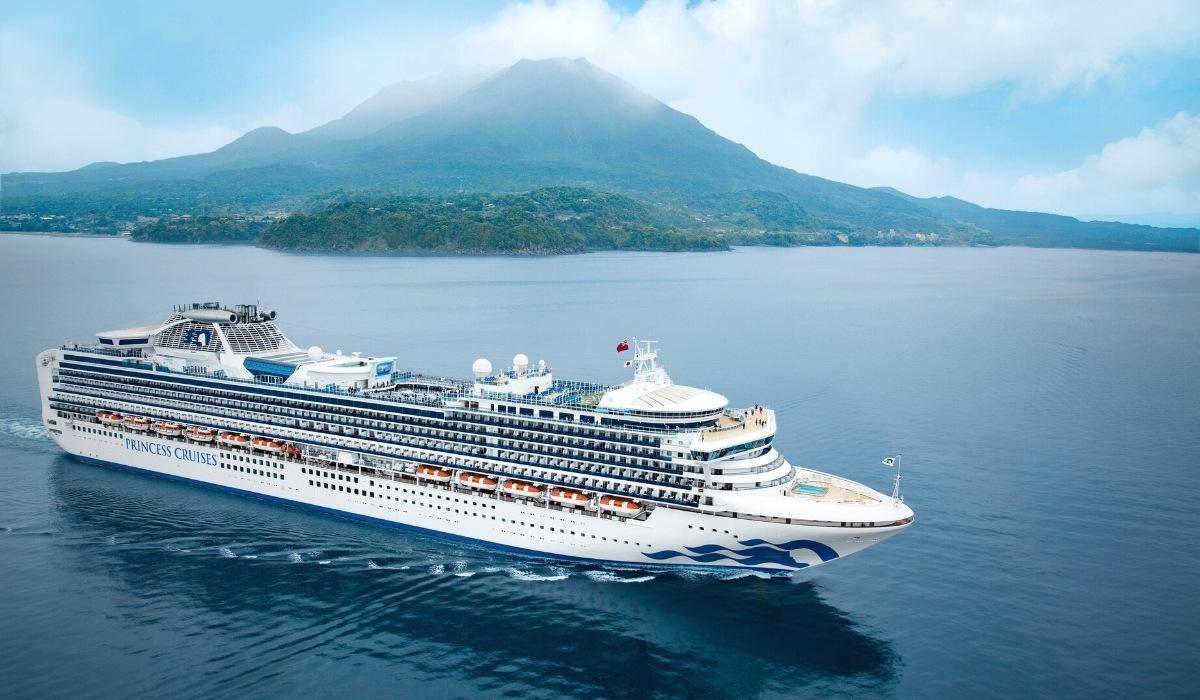 Princess Cruises Announces New 2022-2023 Asia Cruises on Diamond Princess