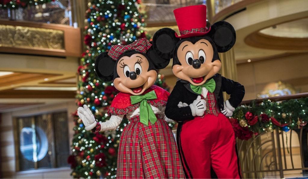 Holiday Magic Returns to Disney Cruise Line