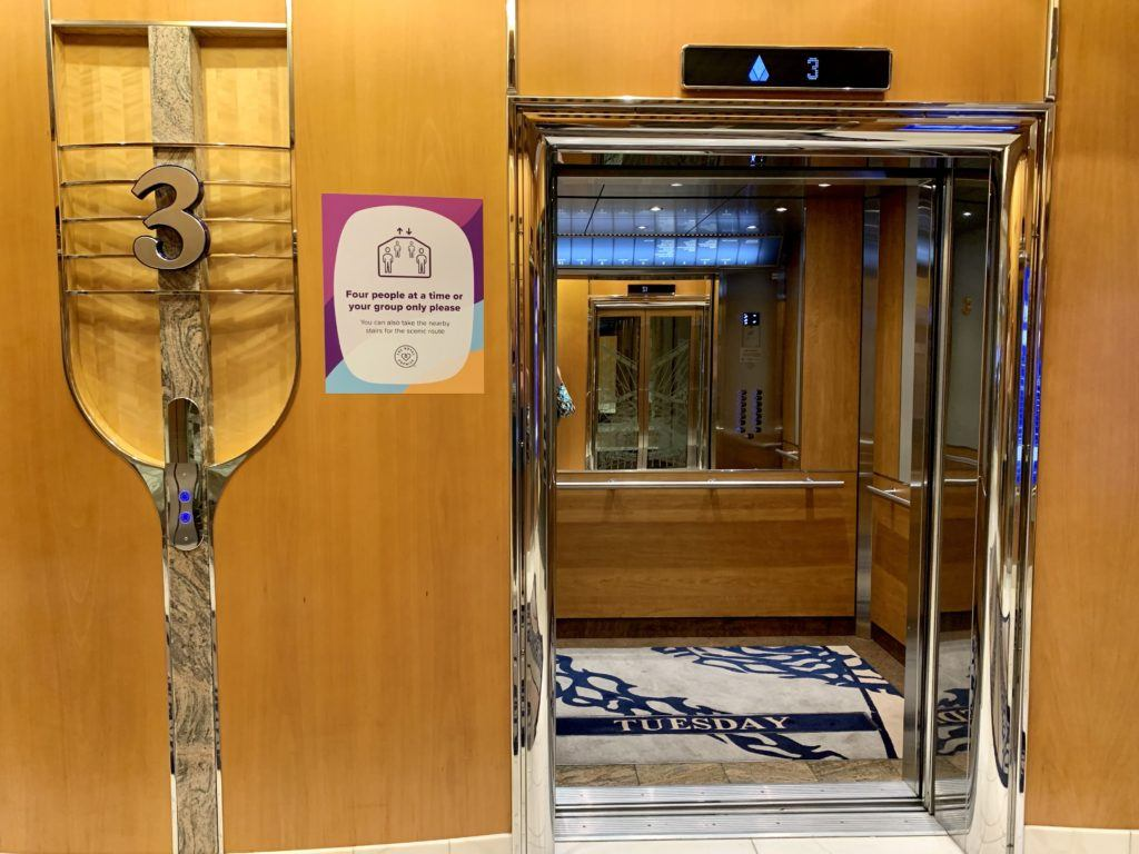 Adventure of the Seas Cruise Review