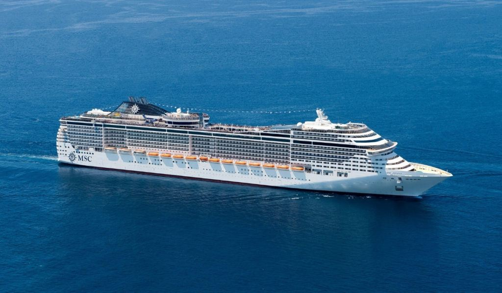 MSC Cruises 2021 U.S. Voyages
