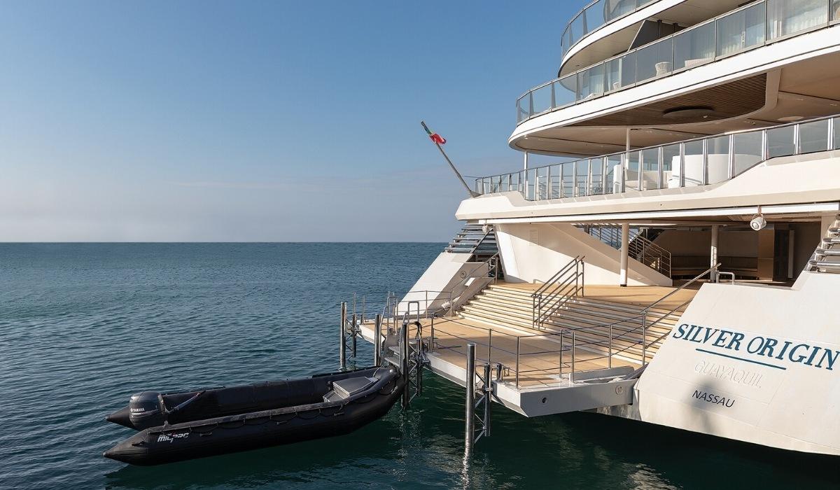 Silversea Resumes Cruising in Greece and Galapagos