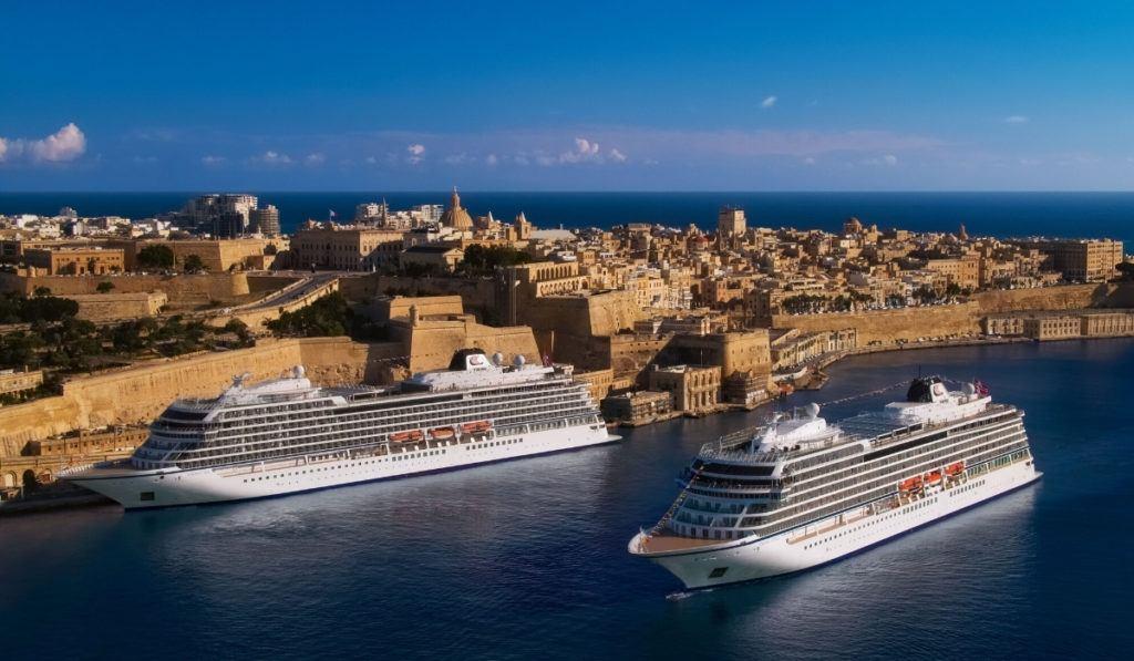 Viking Resumes Operations in Malta | Eat Sleep Cruise