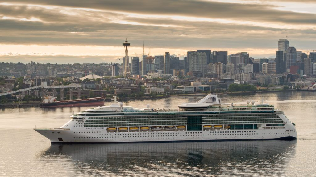Royal Caribbean Becomes First to Cruise in Alaska