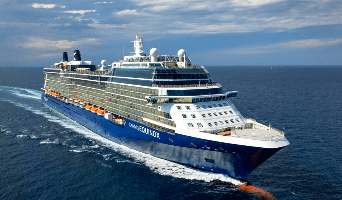 Celebrity Cruises Continues Cruise Comeback With Celebrity Equinox