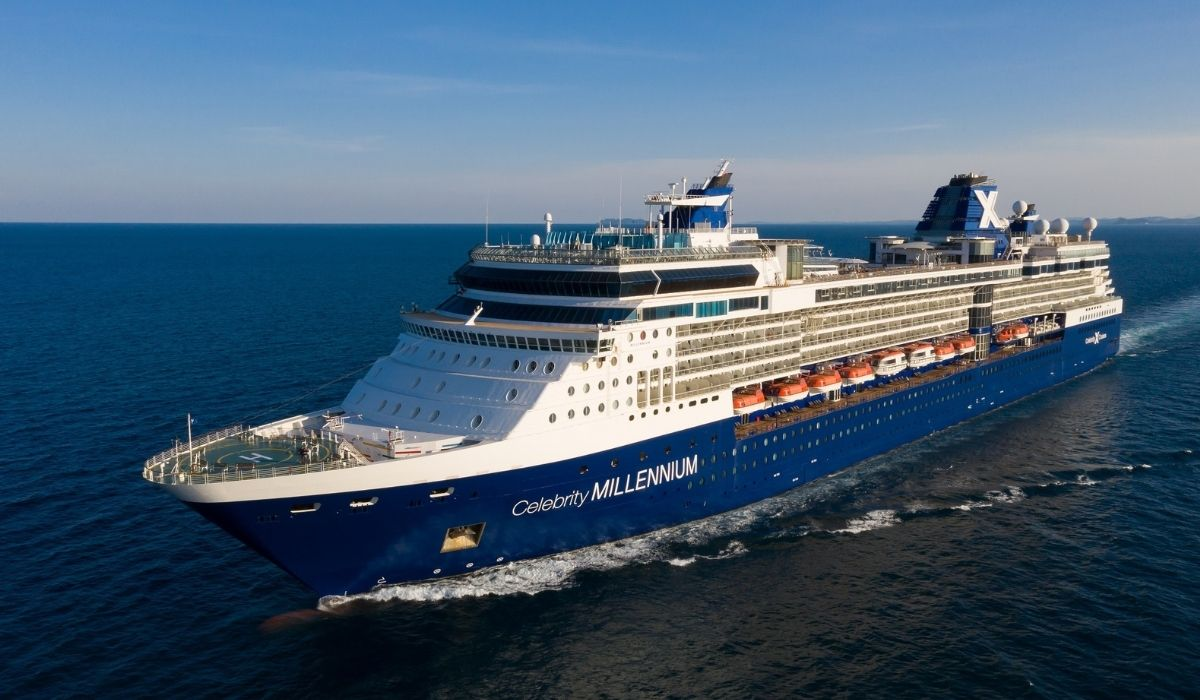Celebrity Millennium Will Cruise in Alaska in July