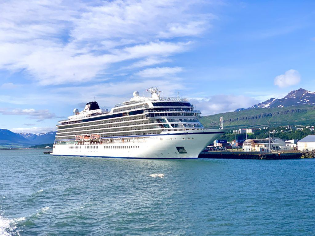 Brand New Viking Iceland's Natural Beauty Cruise Review   Eat Sleep Cruise