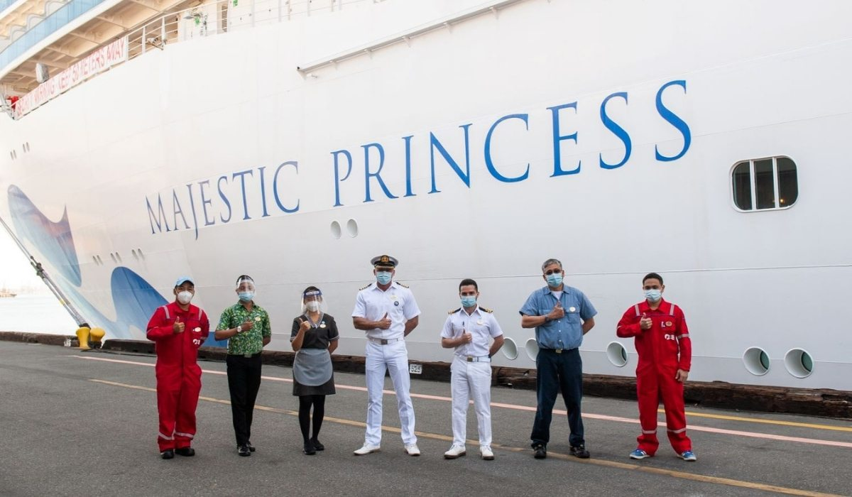 Princess Cruises Looks Forward to Welcoming Guests Back Onboard Majestic Princess