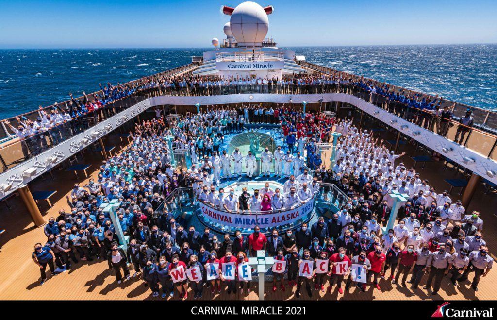 Carnival Begins Summer Season in Alaska | Eat Sleep Cruise