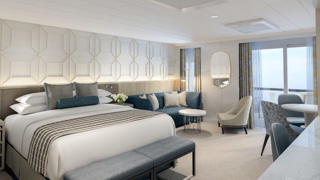 Oceania Cruises Reveals New Stateroom Designs