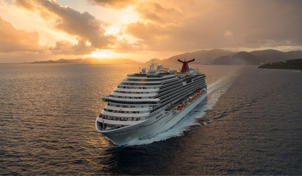 Carnival Breeze Returns to Service From Galveston