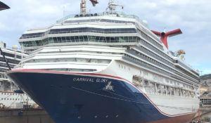 Carnival Glory Receives New Hull Art